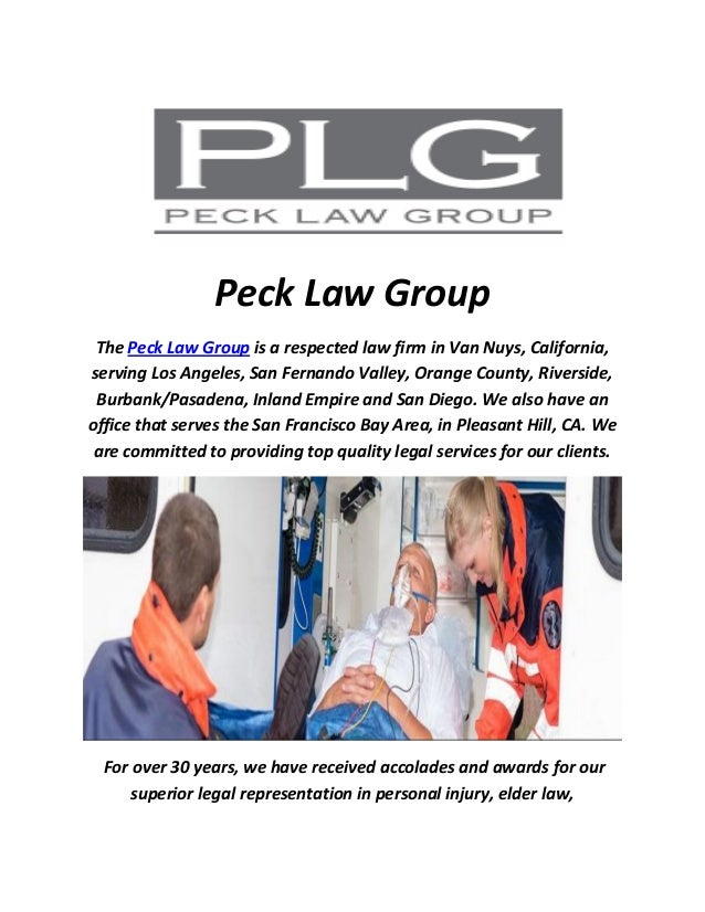 Peck Law Group : Car Accident Lawyer Los Angeles, CA