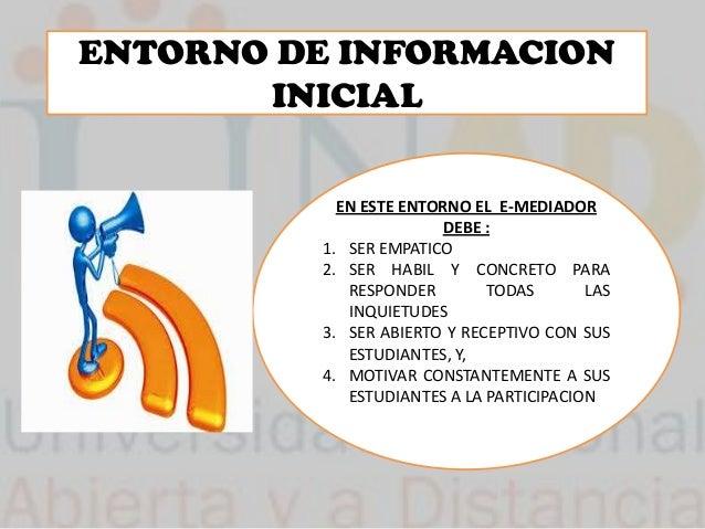 Caracteristicas e mediador ava Slide 2