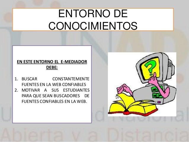 Caracteristicas e mediador ava Slide 3