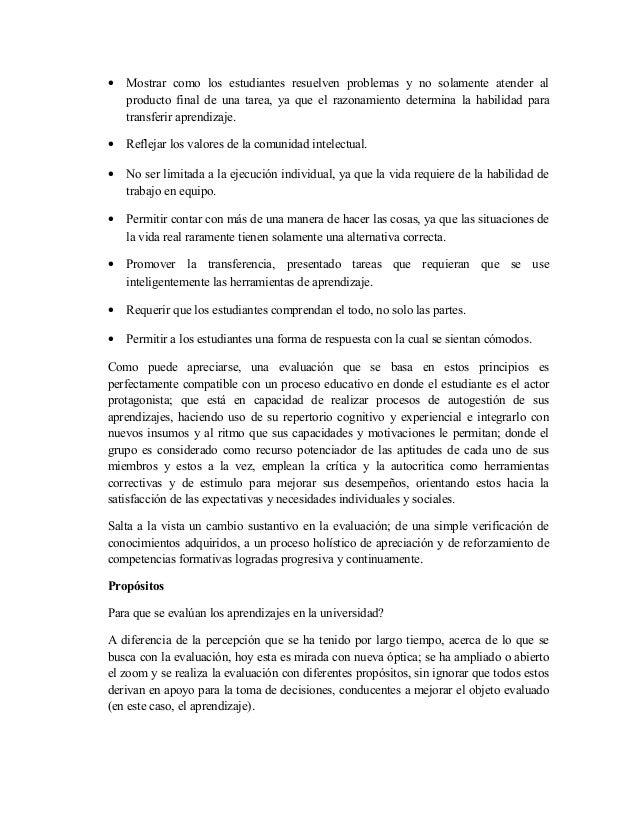 Caracteristicas funciones y principios de la evaluacion Slide 2