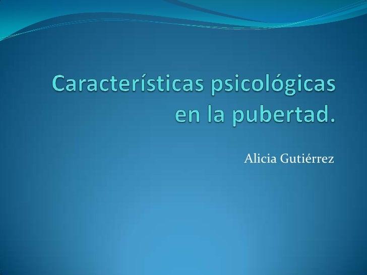 Alicia Gutiérrez