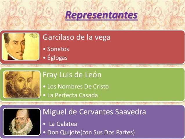 Caracteristicas y representantes del renacimiento - La perfecta casada ...