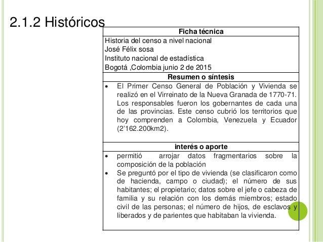 FICHA SOCIODEMOGRAFICA EPUB