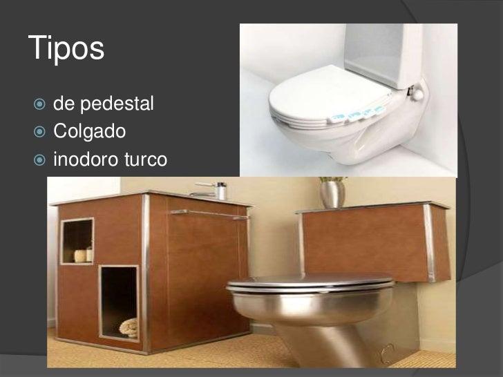 Caracter sticas de aguas residuales y muebles sanitarios 2 for Tipos de muebles zapateros