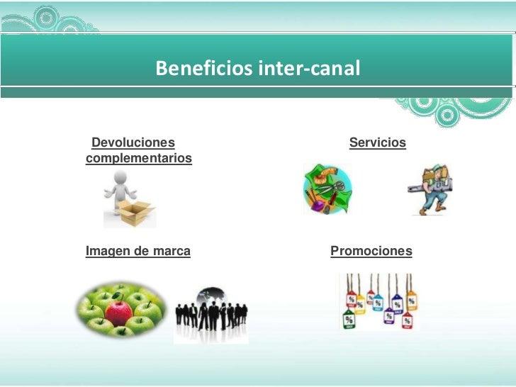 Para diapositivas mas complicada            Beneficios inter-canal    Devoluciones                Servicios   complementar...