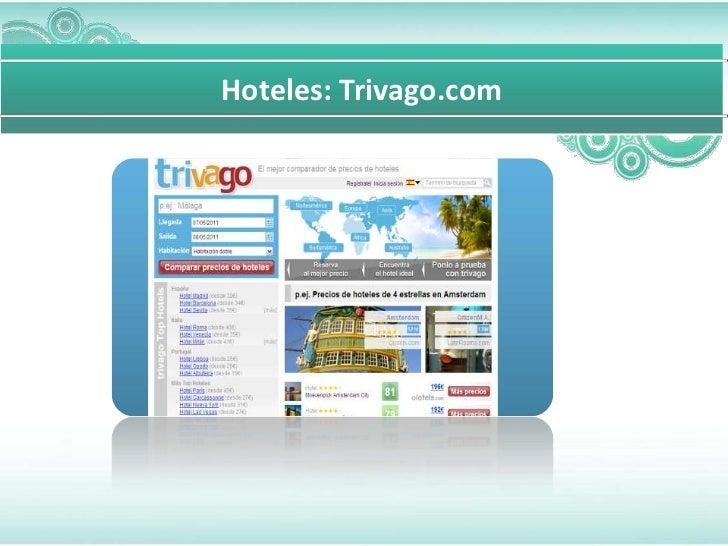 Hoteles: Trivago.com