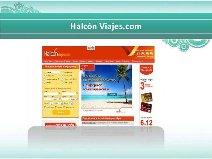 Halcón Viajes.com