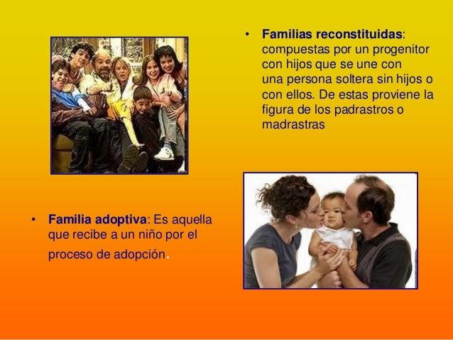 familia adoptiva mujeres potas