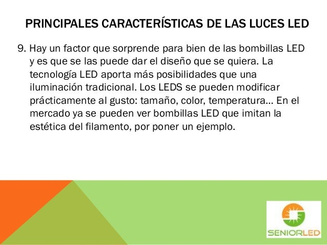 luces led en hogares