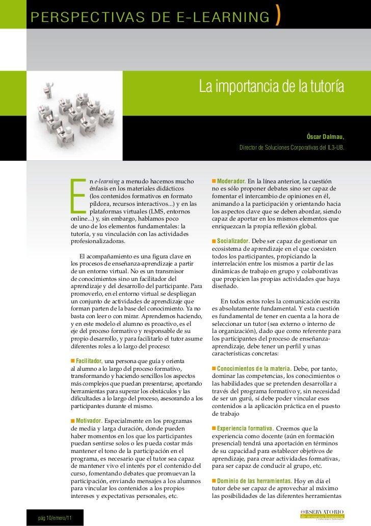 PERSPECTIVAS DE E-LEARNING                                                                        )                       ...