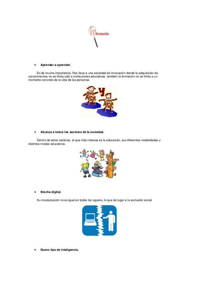 Características tic Slide 2