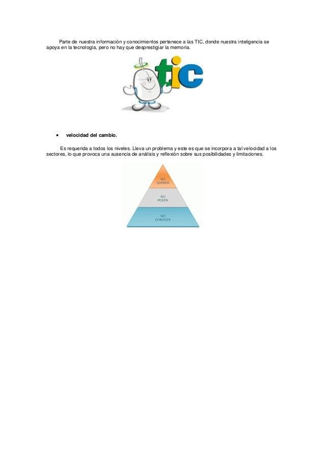 Características tic Slide 3