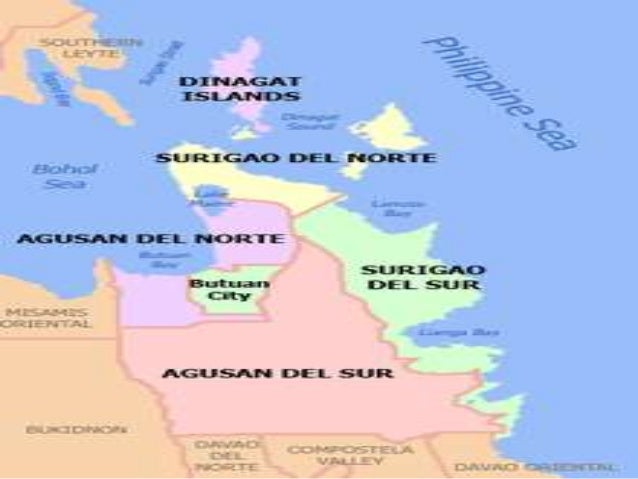 CARAGA Region History and Geography