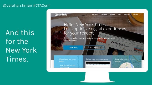 @caraharshman #CTAConf And this for the New York Times.