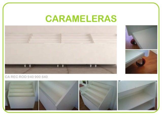 CARAMELERAS CA REC ROD 940 900 640