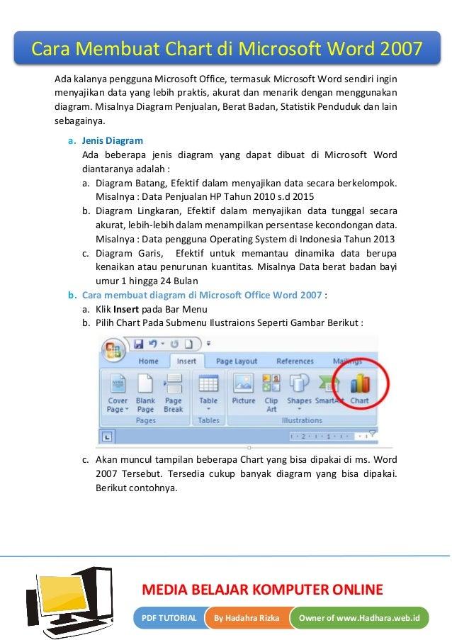 Microsoft Word 2007 Tutorials Pdf