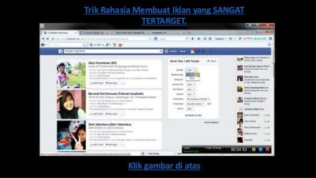 Cara Membuat Iklan Di Facebook Gratis
