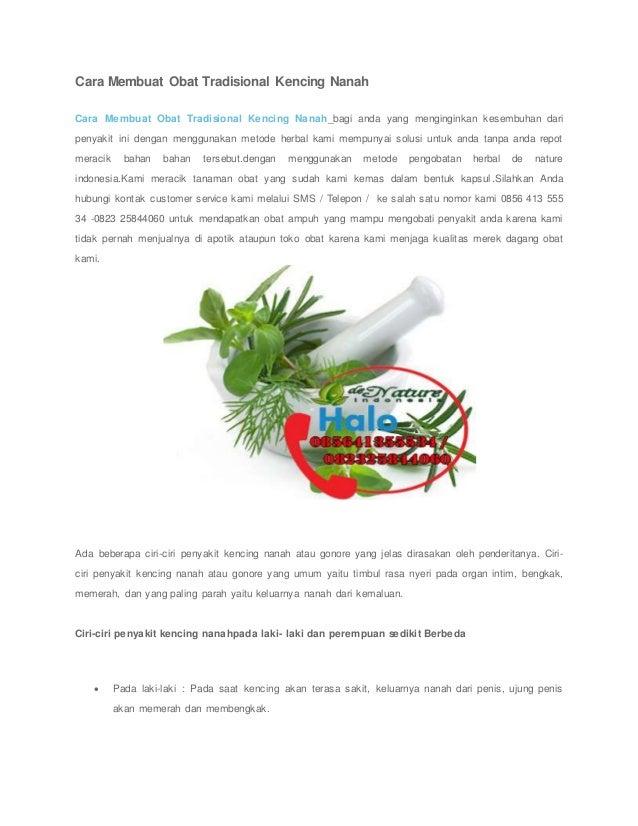 Cara Membuat Obat Tradisional Kencing Nanah Cara Membuat Obat Tradisional Kencing Nanah_bagi anda yang menginginkan kesemb...