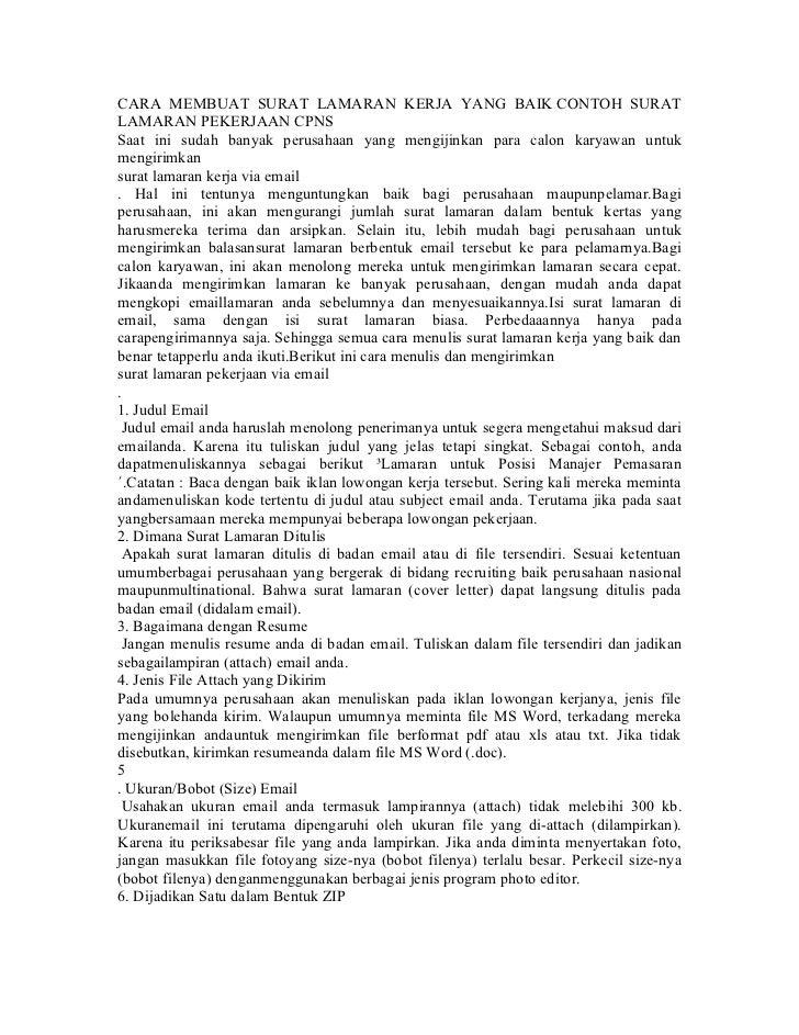 Contoh Surat Lamaran Full Block Style Bahasa Inggris Contoh Si