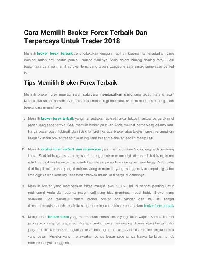 Bagaimana cara untuk menjadi Introducing Broker yang sukses?