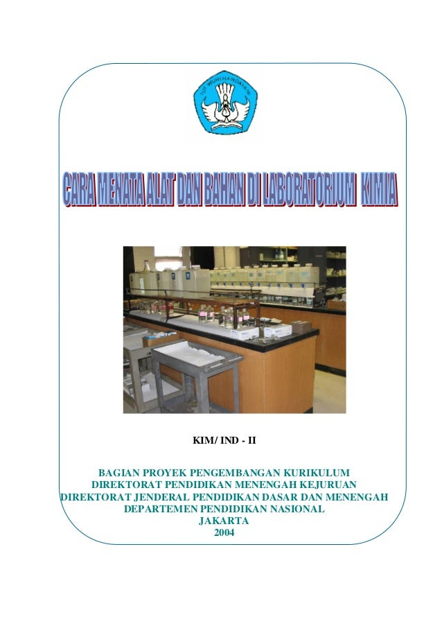 KIM/ IND - II BAGIAN PROYEK PENGEMBANGAN KURIKULUM DIREKTORAT PENDIDIKAN MENENGAH KEJURUAN DIREKTORAT JENDERAL PENDIDIKAN ...