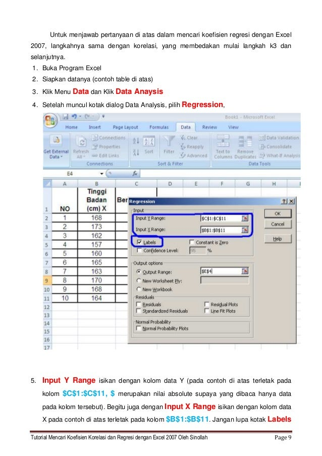 One-way MANOVA in Excel tutorial