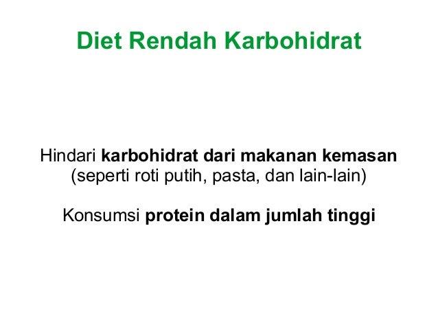 Cara Diet Karbohidrat Dan Manfaatnya