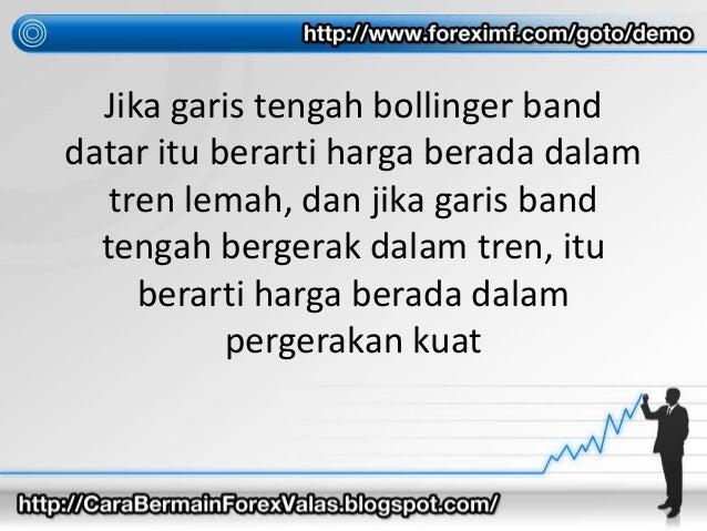 Cara belajar bollinger bands