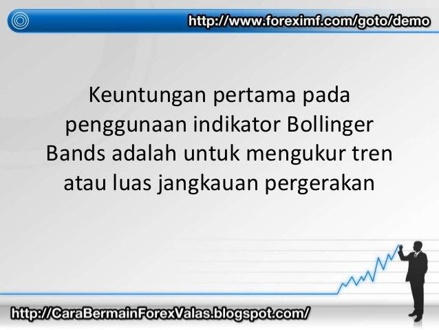 Rumus bollinger bands