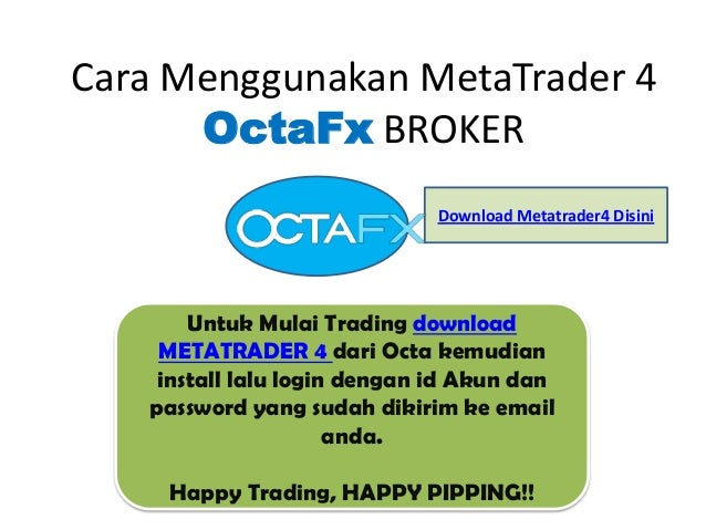 Forex metatrader 4 login