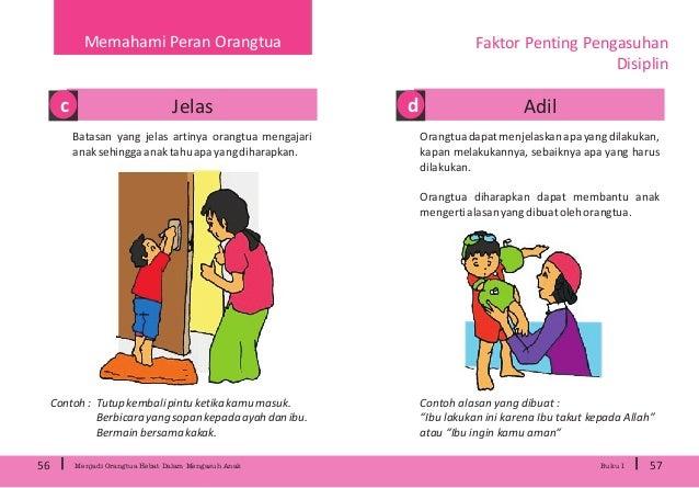 Panduan Menjadi Orang Tua Hebat Buku Ke 1 Bina Keluarga Balita
