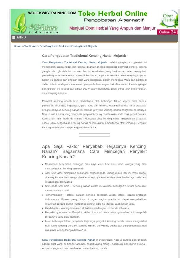 Home » Obat Gonore » Cara Pengobatan Tradisional Kencing Nanah Mujarab Cara Pengobatan Tradisional Kencing Nanah Mujarab C...