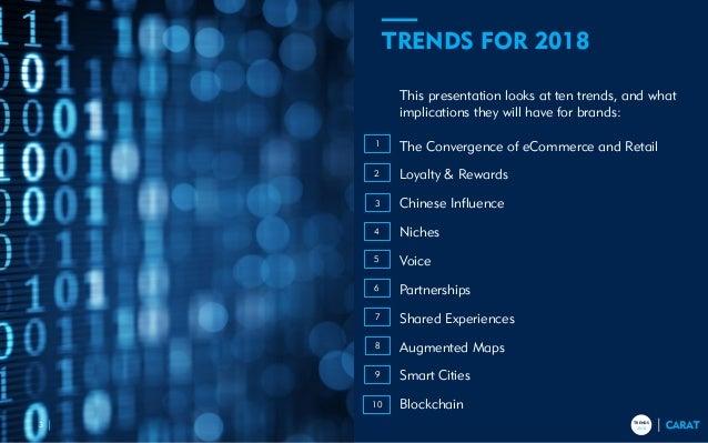 Carat's 10 Trends for 2018 Slide 3