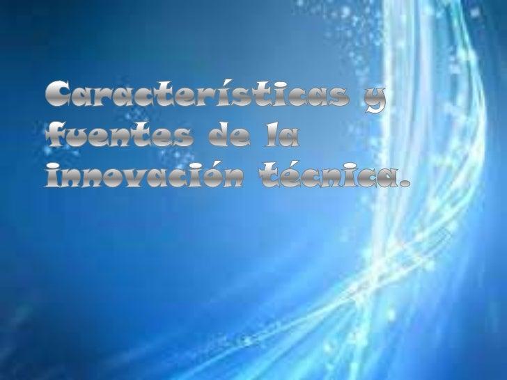    Las Innovaciones tecnológicas pueden clasificarse atendiendo a su    originalidad en:   Radicales, se refieren a apli...