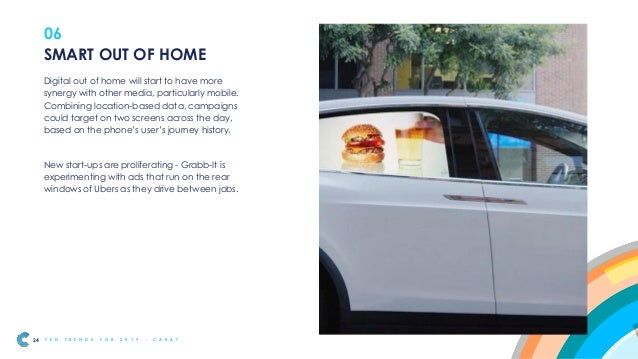 Smart out of home brings lots of synergies with mobile – both are advertising media that are location-based. The new capab...