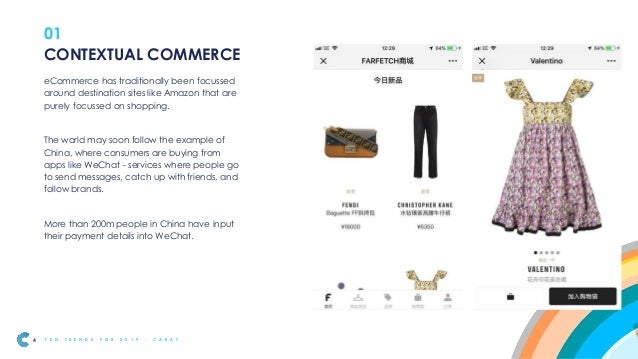 01 Western apps like Depop and Poshmark already act as a cross between a social feed and a shopping app. Users scroll rath...