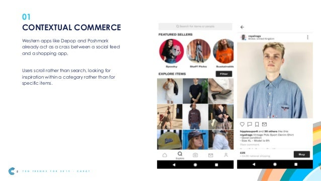 01 Instagram first allowed sales through its platform in 2017, giving brands the option of tagging products in posts, incl...