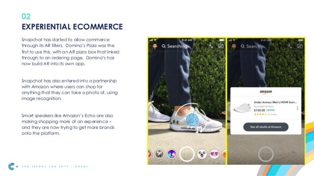 02 ShopShops is a Chinese site in which influencers stream live from real stores, with their permission, making their own ...