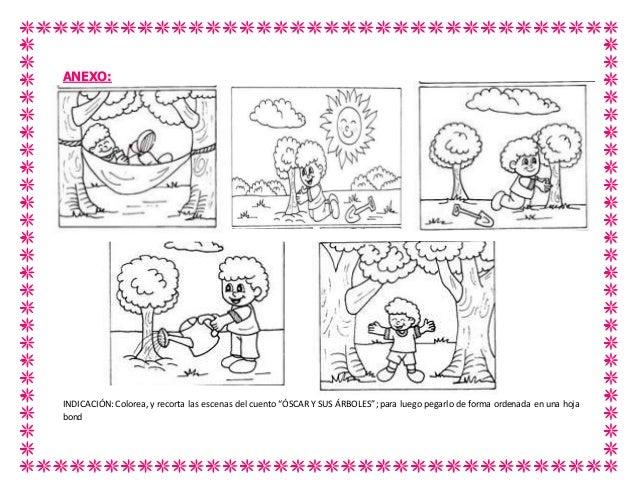 Sesiones de aprendizaje 5 a os eduardo ferrick ring for Como crecen los arboles para ninos