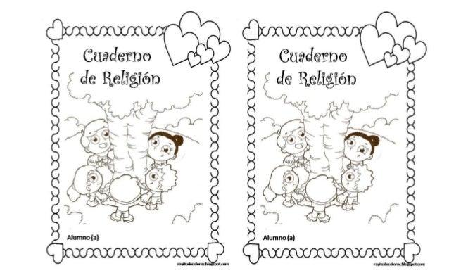 Caratulas Color Cuadernos Escolares Infantiles Dibujos Para 2: Caratula Cuadernos