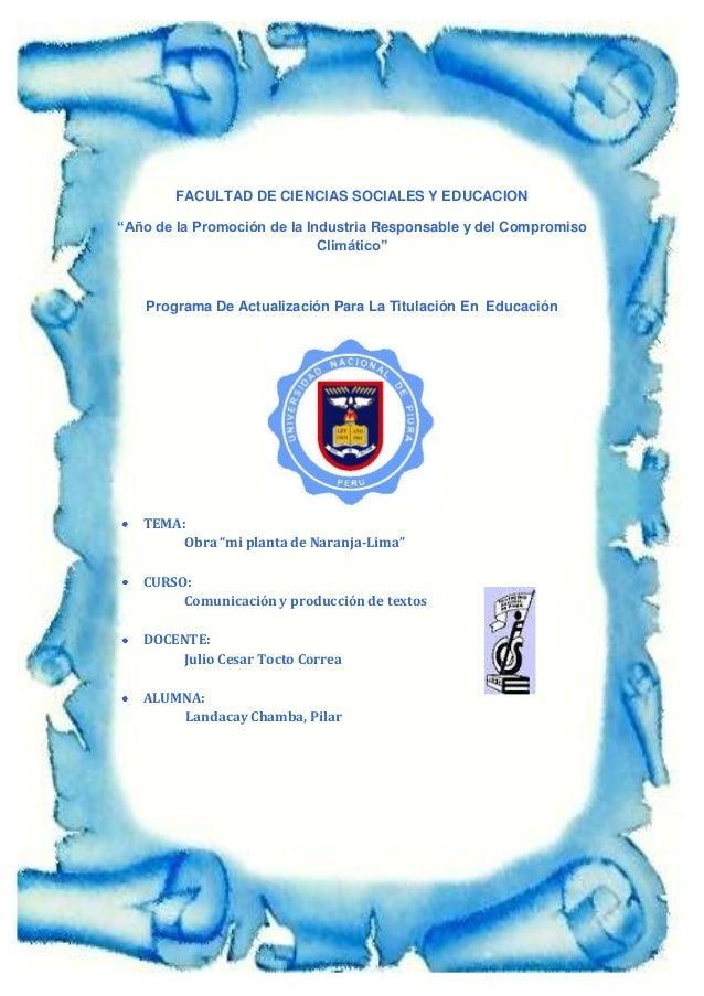 Caratula De Pilar