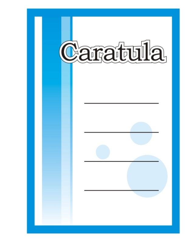 Caratulas