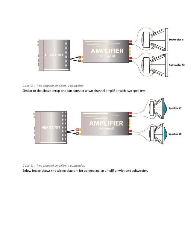 2 amp car audio wiring diagram online wiring diagram. Black Bedroom Furniture Sets. Home Design Ideas