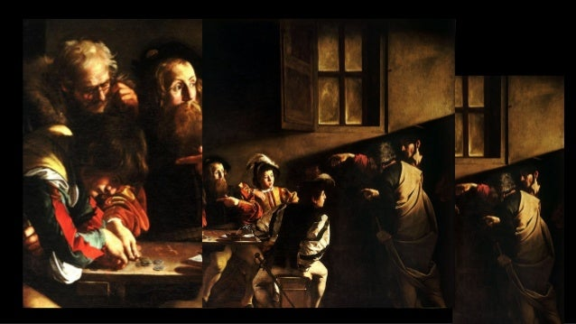 CARAVAGGIO Featured Paintings in Detail (1)