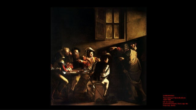 CARAVAGGIO, Featured Paintings in Detail (1) Slide 3