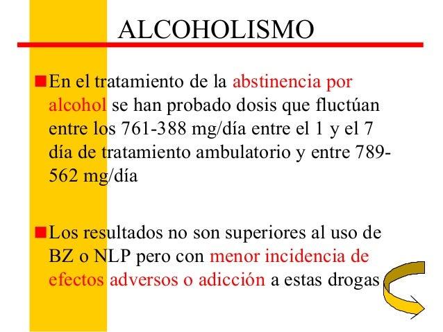 El tratamiento contra el alcoholismo de Cherkask obl