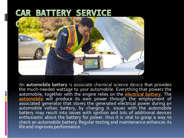 An automobile battery is associate chemical science device that provides the much-needed wattage to your automobile. Every...