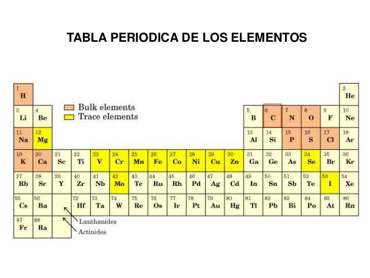 Carbohidratos ciencias bsicas 2 tabla periodica urtaz Images