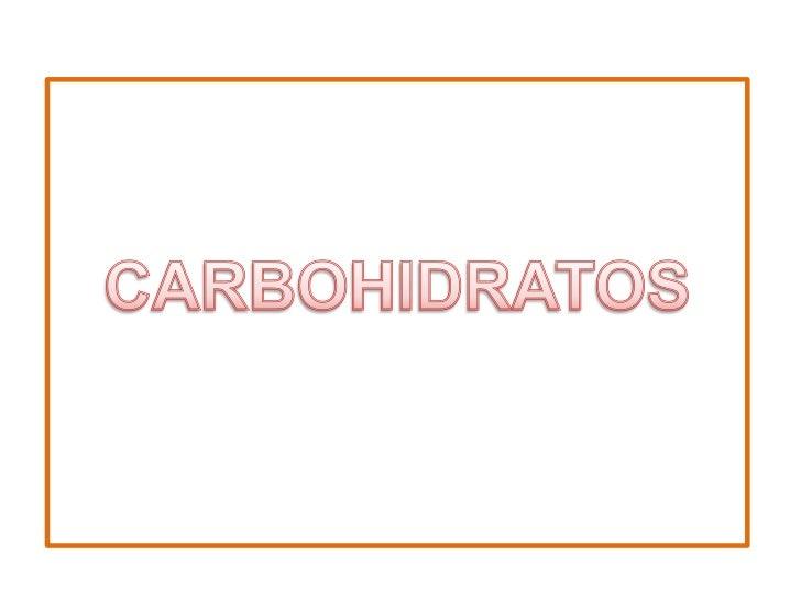 CARACTERÍSTICAS GENERALES Biomoléculas Orgánicas formadas por C, H y O.  Fórmula Empírica [C H2 O]n  No son hidratos de ca...