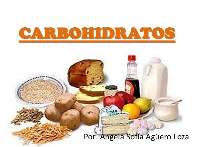 Carbohidratos funsiones - Alimentos ricos en carbohidratos ...